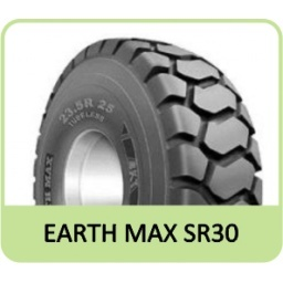 23.5 R 25 BKT EARTHMAX SR30 E3**/L3*