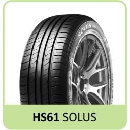 185/70 R 14 92H KUMHO HS61 SOLUS