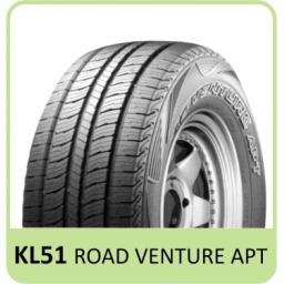 245/70 R 16 111H KUMHO KL51 ROAD VENTURE APT