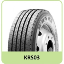 295/80 R 22.5 16PR KUMHO KRS03 DIRECCIONAL
