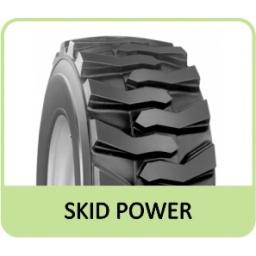 33x15.5-16.5 12PR TL BKT SKID POWER HD