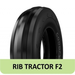 6.00-16 6PR TT GOODYEAR RIB TRACTOR F2