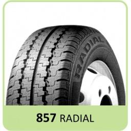 195 R 15C 106/104R 8PR KUMHO 857