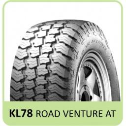 265/75 R 16 114S KUMHO KL78 ROAD VENTURE AT