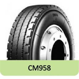 295/80 R 22.5 18PR WESTLAKE CM958 DIRECCIONAL