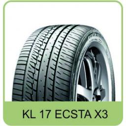 285/45 ZR19 107W KUMHO KL17 ECSTA X3